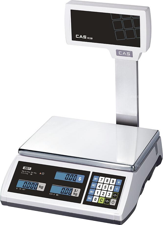 Весы CAS ER Jr-6CBU
