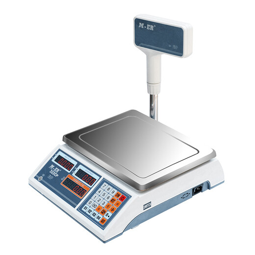 Весы Mertech M-ER 322 ACPX-15.2  Ibby  LCD