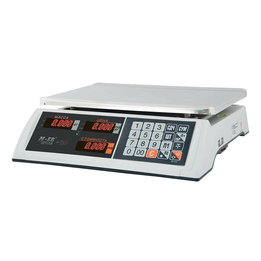 Весы Mertech M-ER 327 AC-15.2 Ceed LCD