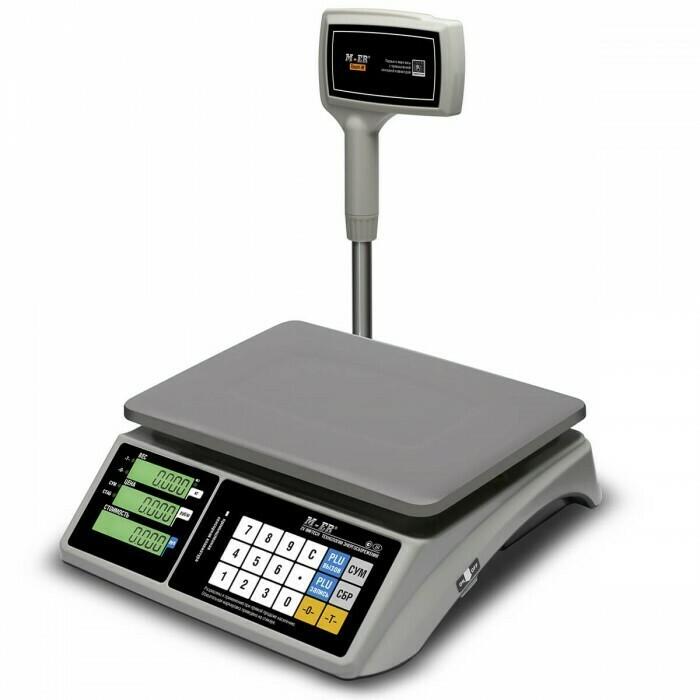 Весы Mertech M-ER 328 ACPX-32.5 TOUCH-M LCD