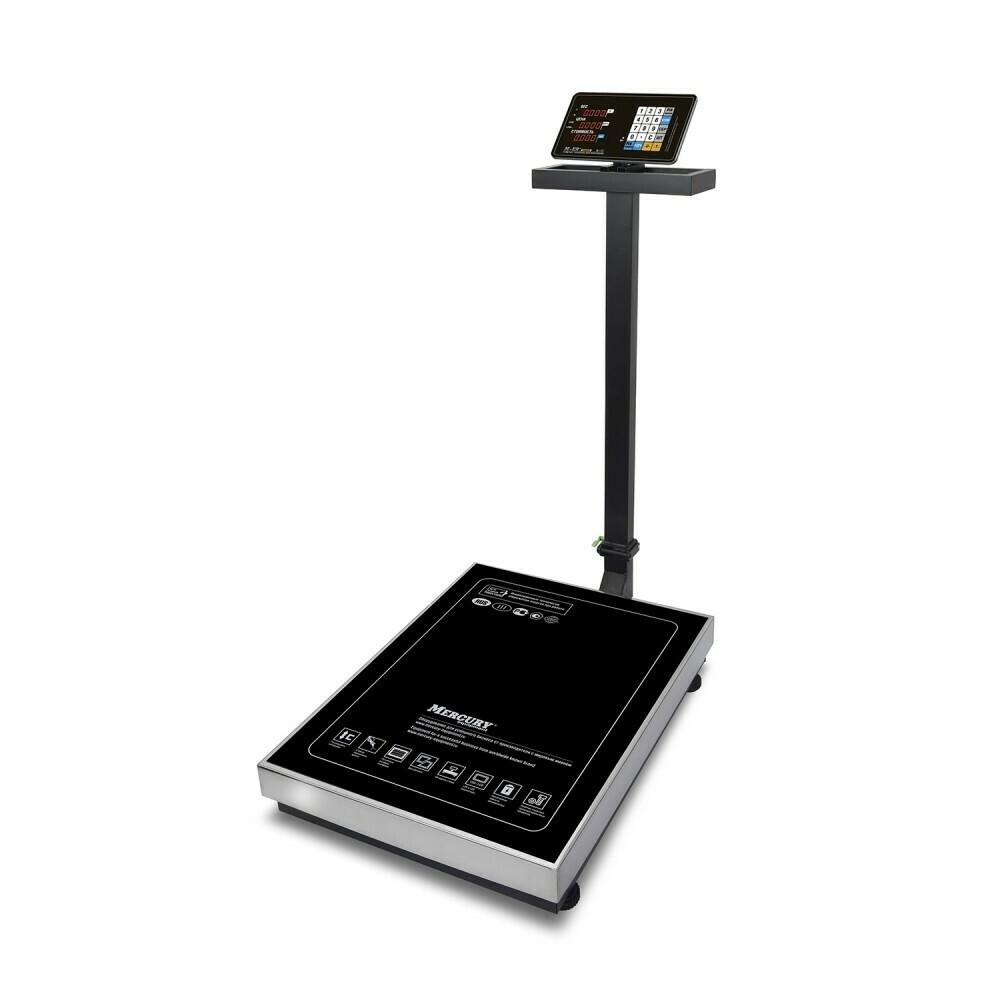 Весы Mertech M-ER 333 ACLP-300.100  TRADER  с расч. стоимости LED