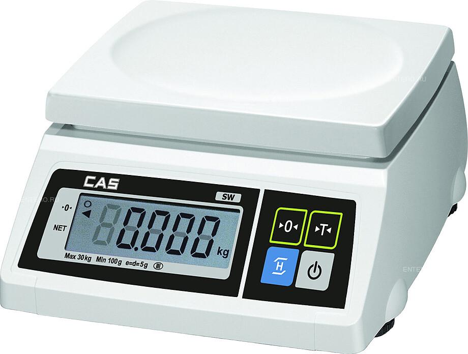 Весы SW-20 (DD)