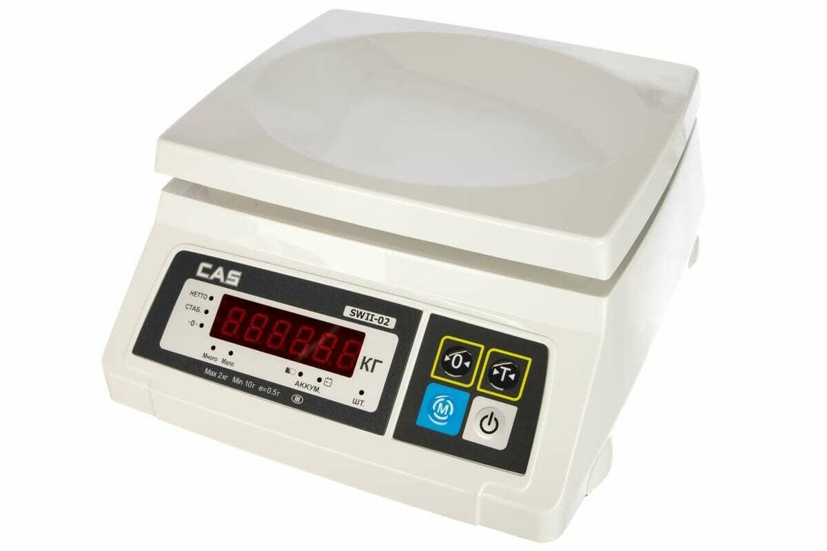 Весы SWII-2 (DD)