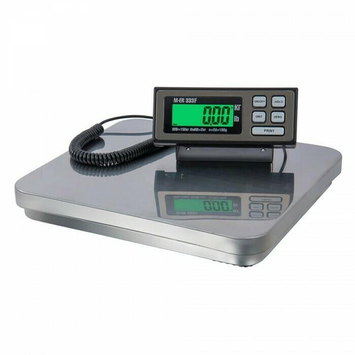 Весы Mertech M-ER 333 BFU-150.50  FARMER  LCD