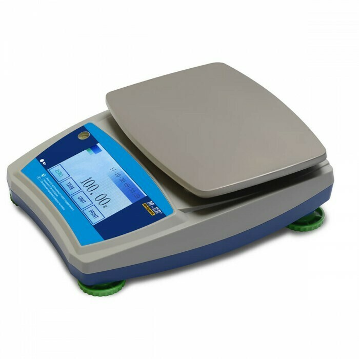 Весы Mertech M-ER 123 АCFJR-150.005  SENSOMATIC  TFT
