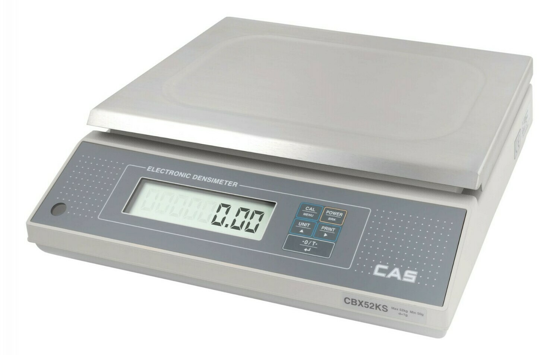 Весы CBX 12KH (НПВ в кг (CBX), больш.нерж.платф., ЖК-диспл с подстветкой)