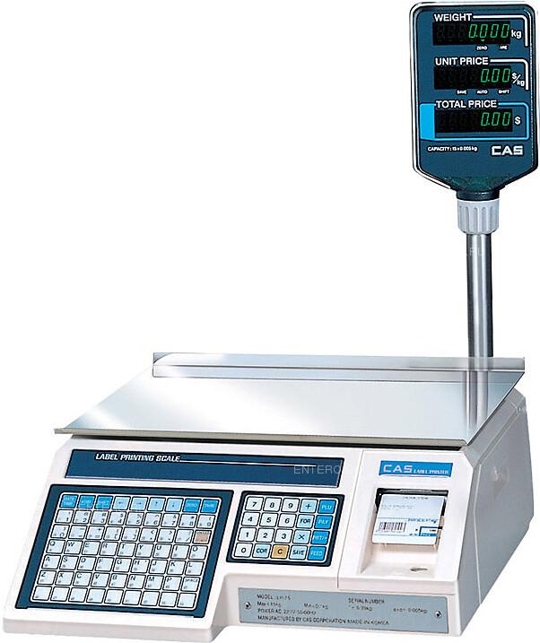 Весы LP-15R ver. 1,6  TCP/IP