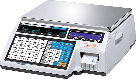 Торговые весы CL-5000J-30B