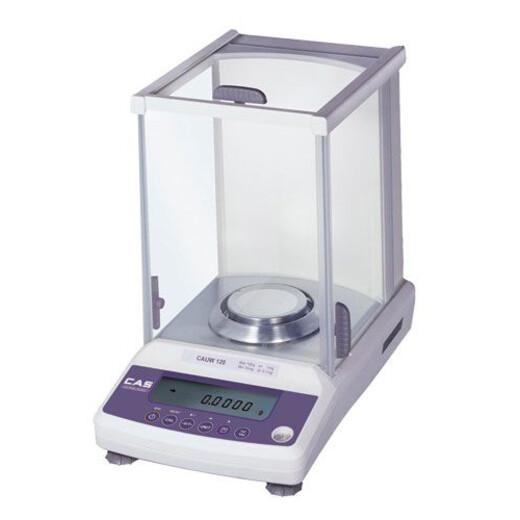 Весы CAUX 120 (X - адаптивная, внутр.и внешн. Калибровки)