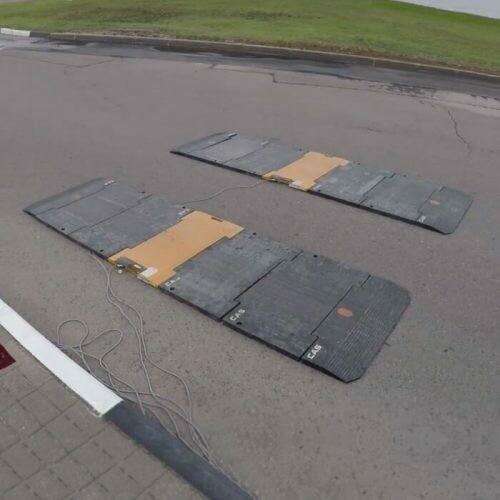 Комплект пассивных площадок к RW 12 штук