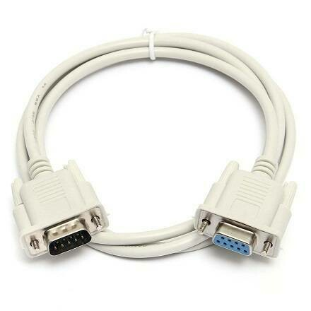 RS232 кабель (CL, MWII, MWP)