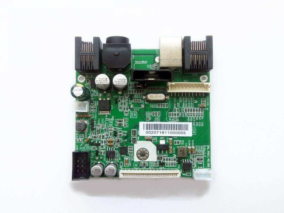 Блок управления AL.P011.40.000 rev. 1.4 с аккумулятором