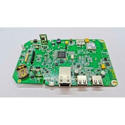 Блок управления AL.P092.40.000 rev. 1.4.1 (WiFi+2G+Ethernet) РФ