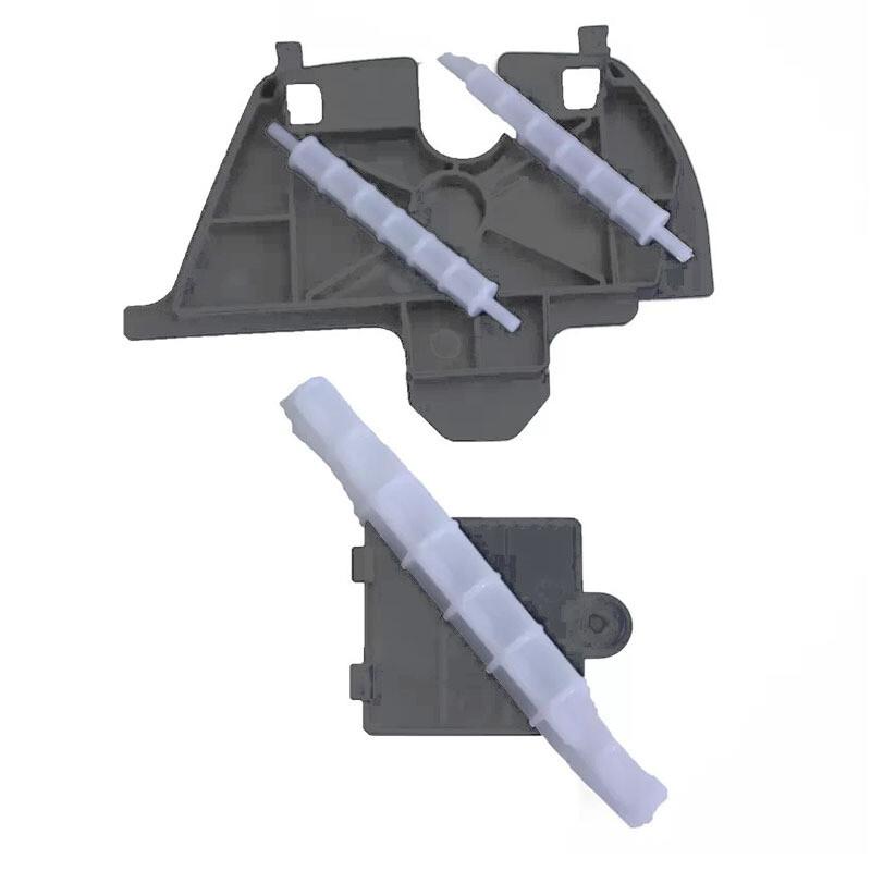 Комплект пластиковых деталей для Fprint 55 серого цвета (новая пресс-форма) с лючком