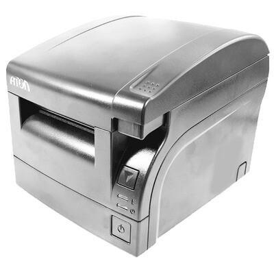 Комплект пластиковых деталей для Fprint 77 серого цвета