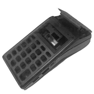 Комплект пластиковых деталей Р091 антрацит (серый) без стекла