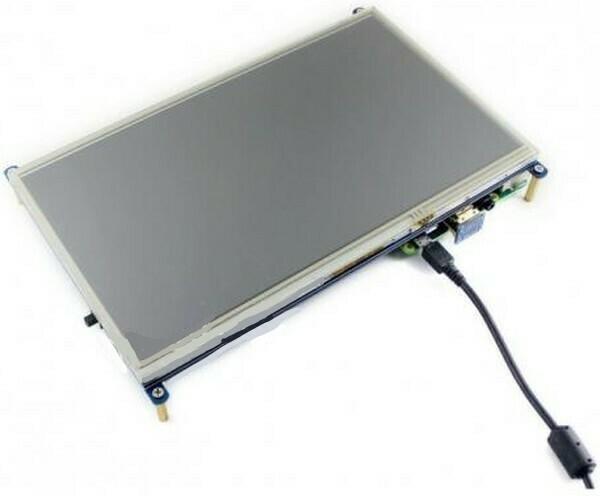 10  LCD модуль для KS-6810 в сборе с сенсорной панелью