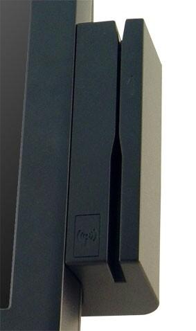 Ридер магнитных карт 1-3 дорожки Posiflex