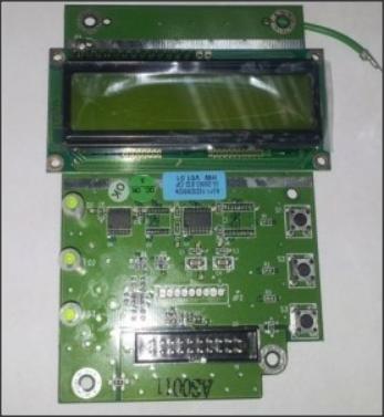 Плата панели упр. принтера Argox X-2000v