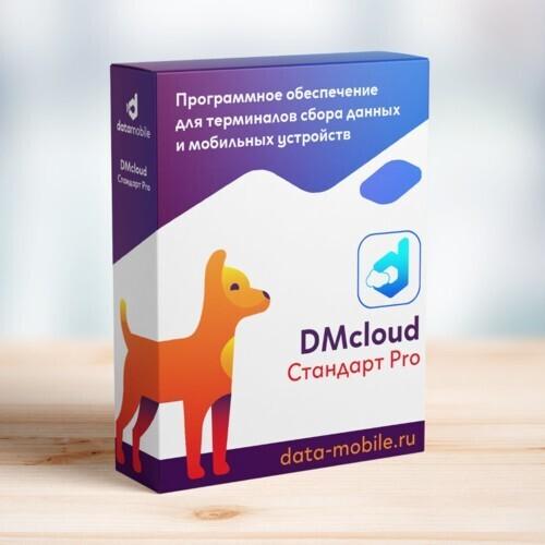 DMcloud: ПО DataMobile, версия Стандарт Pro -  подписка на 12 месяцев