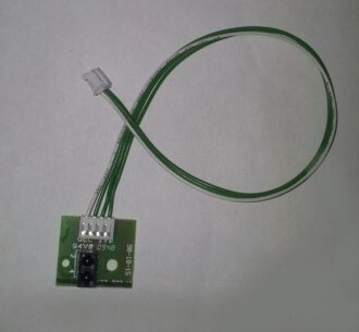 Плата датчика бумаги принтеров Argox OS-214/314