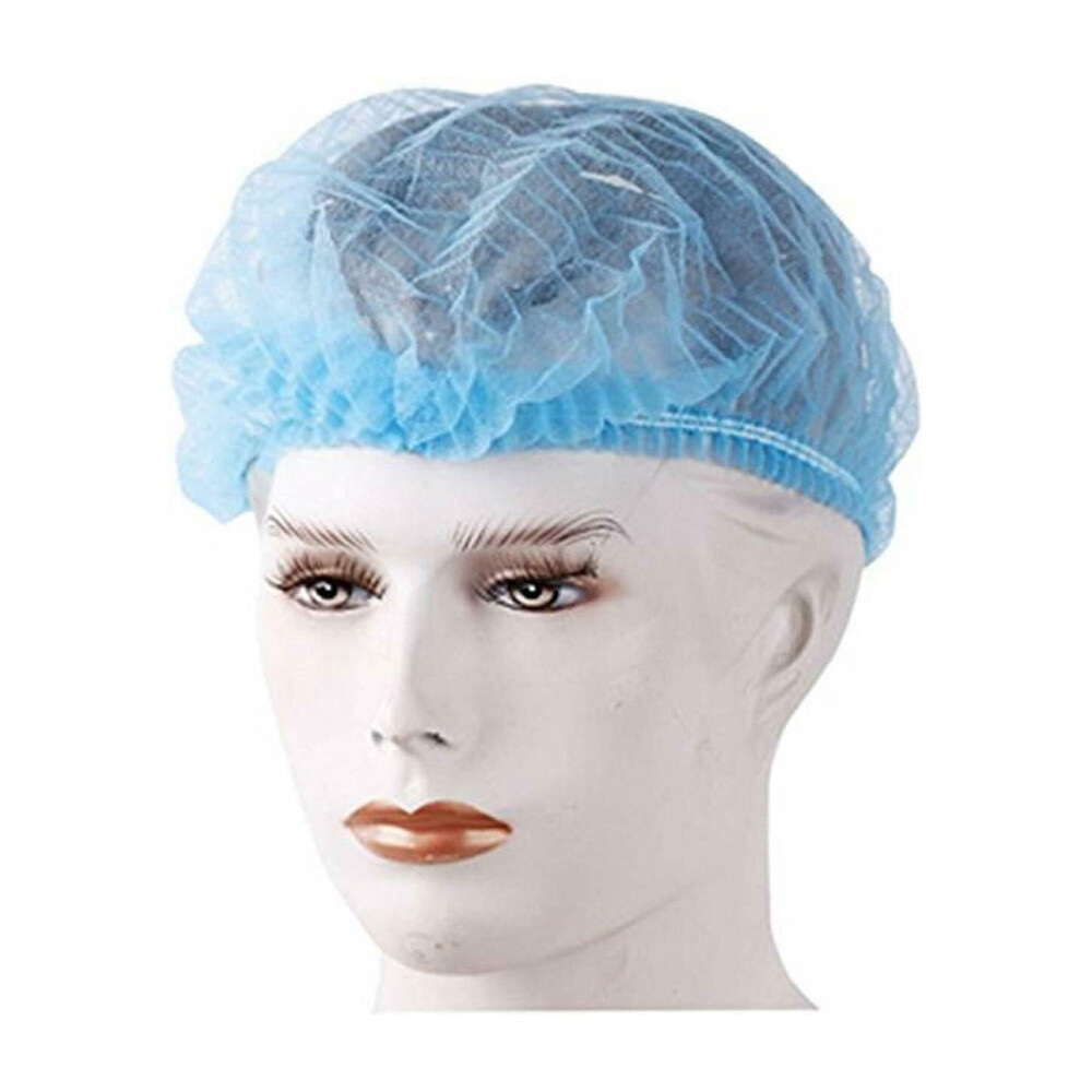 Disposable Bouffant Cap ( Head Cover Cap) pack of 100