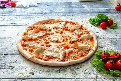 Цезарь пицца 610гр.