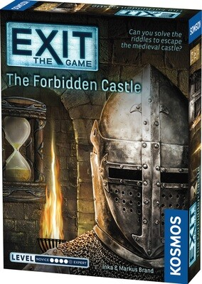 EXIT: The Forbidden Castle