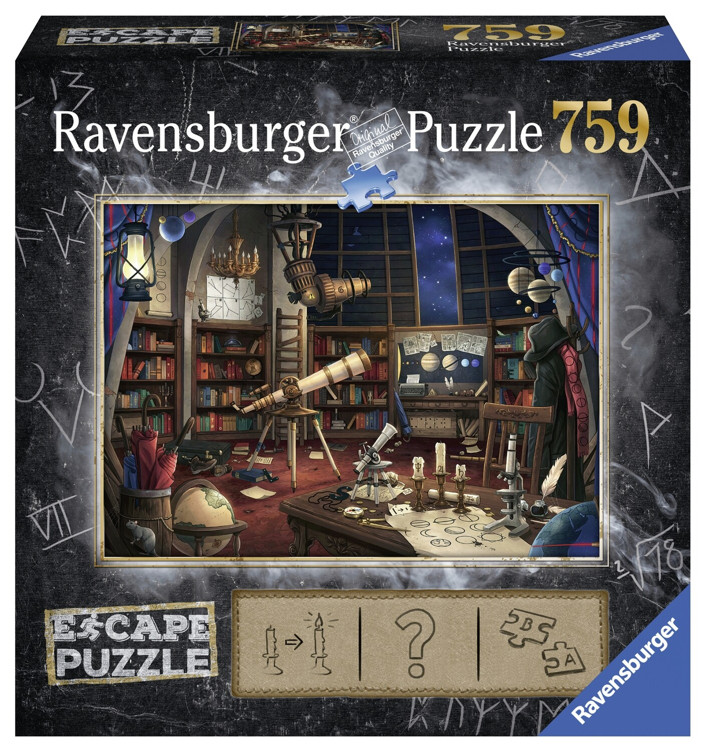 Ravensburger Puzzle - Space Observatory