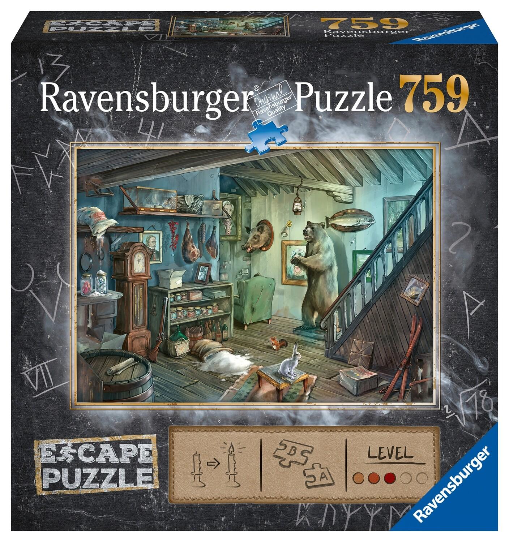 Ravensburger Puzzle - Forbidden Basement
