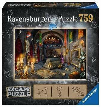 Ravensburger Puzzle - Submarine