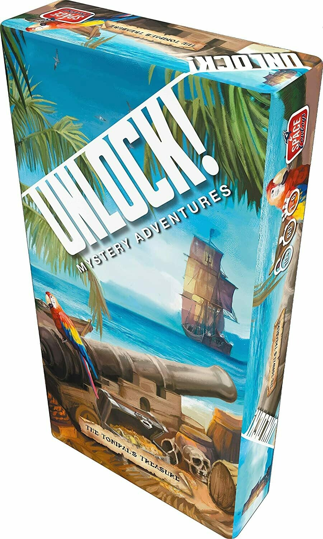 UNLOCK! The Tonipal's Treasure