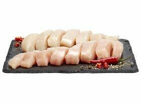 Médaillons de poitrine de poulet