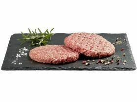 Hamburger de boeuf 2 pièces 200g