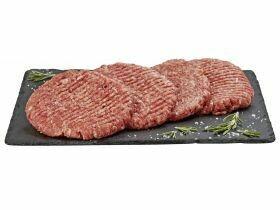 Hamburgers de boeuf