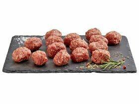 Boulettes de viande de boeuf 250g