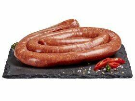 Saucisse grillée Chorizo / chaud 280g
