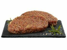 Steaks de cognac du steak de porc 360g