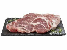 Côtelettes de cou de porc 500g