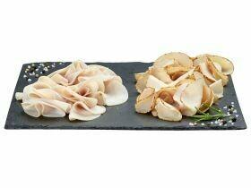 Poitrine de poulet / dinde frit 125g