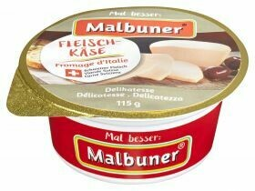 Fromage à la viande Malbun divers types 115g