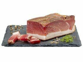 Bacon du Tyrol du Sud 300 - 400g