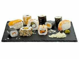 Sushi divers types 190/ 200g