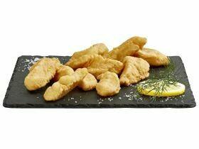 ASC Pangasius Crunchy dans la pâte 250g