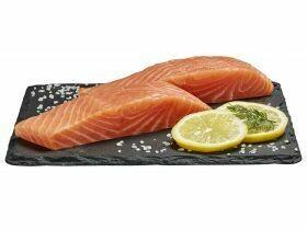 Filet de saumon ASC avec peau 280g