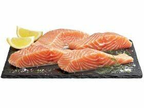 Filet de saumon ASC avec peau 4x125g