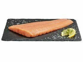 Côté saumon ASC avec peau 600g