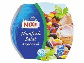 Salade de thon MSC Occidental / mexicain 160g