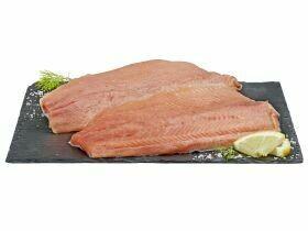 Filet de truite saumonée ASC 100g