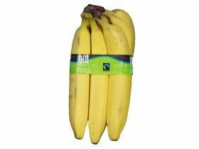 Bananes biologiques Fairtrade 1Kg